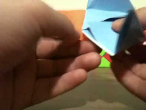 How to make ddakji out of origami paper