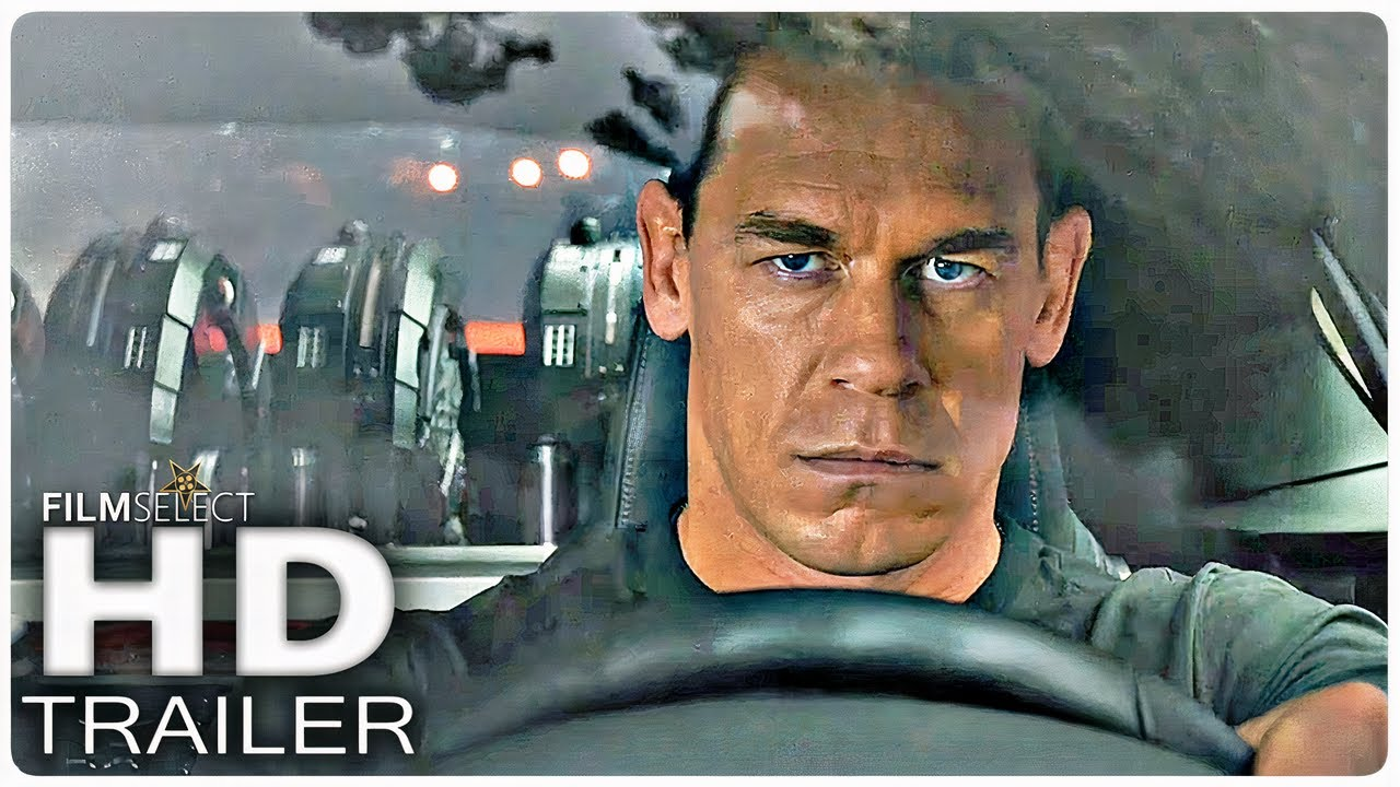 FAST AND FURIOUS 9 Super Bowl Trailer (2021)