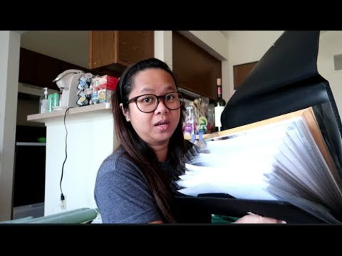 MY CHECKLIST FOR AOS (GREENCARD) INTERVIEW | what to bring for AOS interview