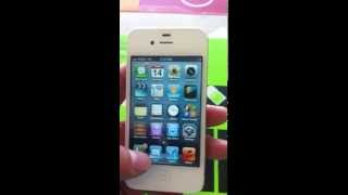 Get Out Of Voice Over Or Voice Control For Iphone 4 4s