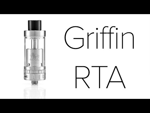 Griffin RTA by GeekVape Review
