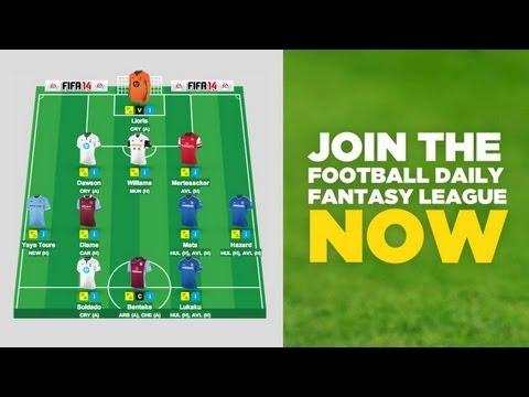 Join the Football Daily Fantasy League!