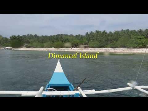 Big Boat, Small Boat, Dimancal Island, Linapacan, Palawan