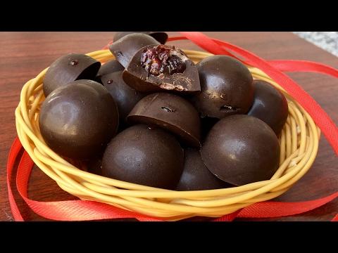 Rum Raisin Chocolates | Kitchen Time with Neha