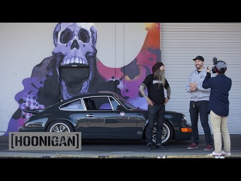 [HOONIGAN] Daily Transmission 005: Magnus Walker and his Porsche 964