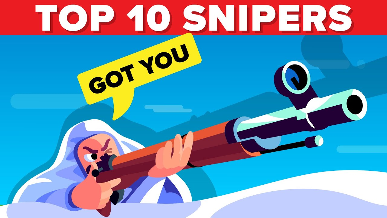 Top 10 Snipers in The History of War