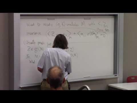 Atlas Workshop - Vogan - Lecture 7, Part a