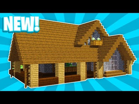 How To Build An Epic House In Minecraft
