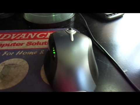 Logitech MX Laser Mouse Review Model M-RAG97