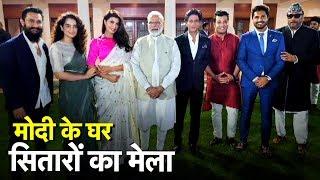 PM मोदी ने घर ऐसा क्या खास हुआ कि पूरा बॉलीवुड उमड़ आया? EXCLUSIVE