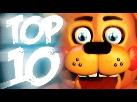 Top 10 Facts About Toy Freddy – Five Nights at Freddy's