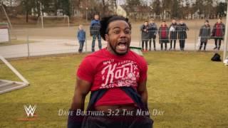 The New Day beim 1. FC Nürnberg : 23. Februar 2017