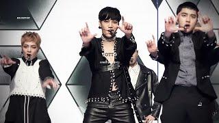 170101 MBC 가요대제전 - Lotto KAI (2 Angles Mixed)