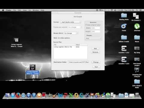 How to Change a File Type (Mac)