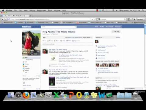 How to Change Your Default Facebook Landing Page