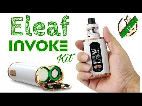 Eleaf Invoke Kit with Ello T-Tank
