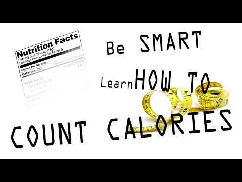 HOW TO COUNT CALORIES - home cooked meals - part1