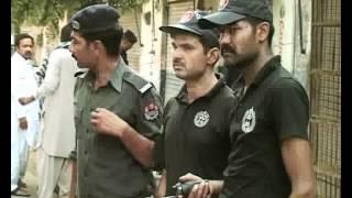 Police Encounter in Lahore