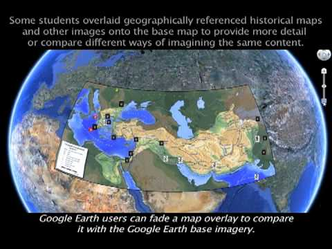 Mostern Teaching Silk Road History with Google Earth.mov