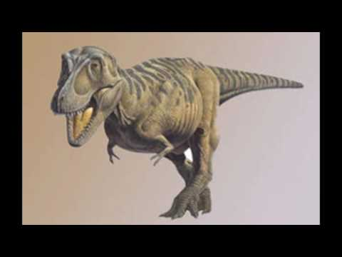 t rex tribute