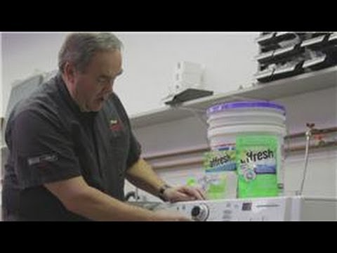 Home Appliances : How to Remove Mold & Mildew in Your Washing Machine