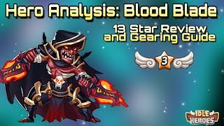 IDLE HEROES - FRESH ACCOUNT #5 - BLOOD BLADE ALREADY??