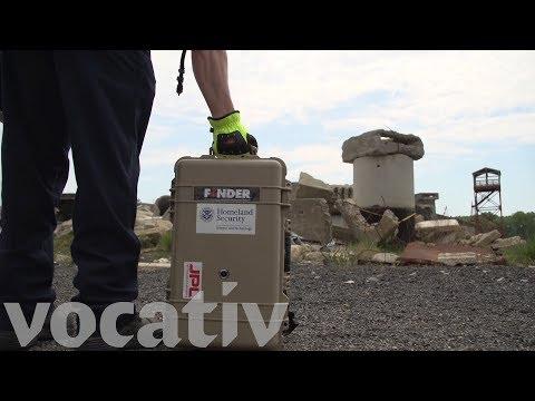 This NASA Radar Machine Can Rescue Earthquake Victims