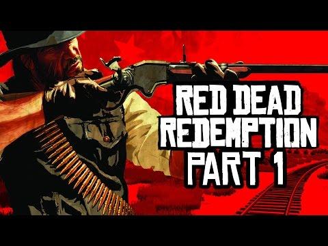 Red Dead Redemption Gameplay Walkthrough Part 1 - John Marston