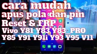 Bypass frp VIVO Y81/y91i (vivo1808/vivo1816) remove screen l