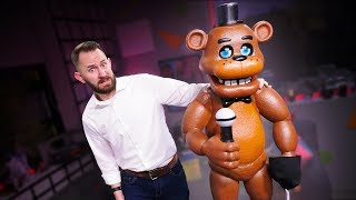 10 Products That Bring Five Nights At Freddy's to Real Life!