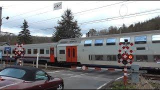 Passage a Niveau Poix-Saint-Hubert/ Spoorwegovergang/ Railroad-/ Level Crossing/ Bahnübergang