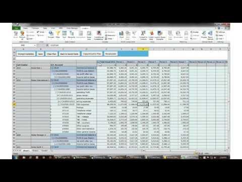 SAP BPC optimized for SAP S/4HANA (IBPF in Simple Finance 1503)