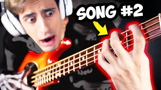 Top 10 SPOOKIEST Bass Lines (number 2 will SCARE YOU so much that you'll need therapy for life)