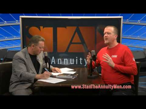 The Future of Annuities - Steve Savant's Money, the Name of the Game – Part 5 of 5