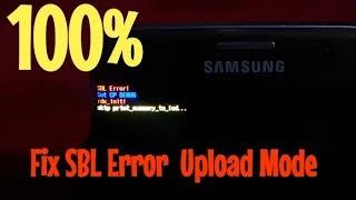 Galaxy S7 Edge Sbl Error Upload Mode No Download Mode,VJNXT
