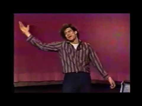 Jim Carrey SNL audition.