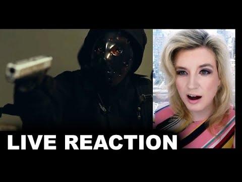Widows Trailer REACTION