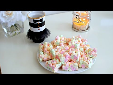 DIY Quick & Easy Easter Treats ~ Easter Bark
