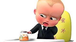"THE BOSS BABY ""Food Vlog"" Trailer Tease (Animation, 2017)"