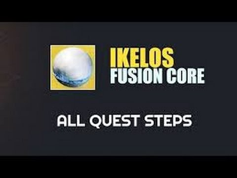 IKELIOS FUSION CORE COMPLETE STEPS - WHAT TO DO - DESTINY