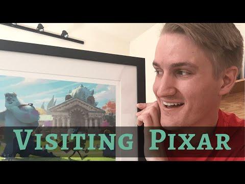 Visiting Pixar