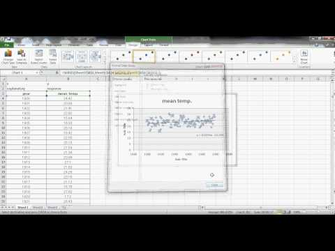 SCATTER PLOT REGRESSION LINE AND CORRELATION