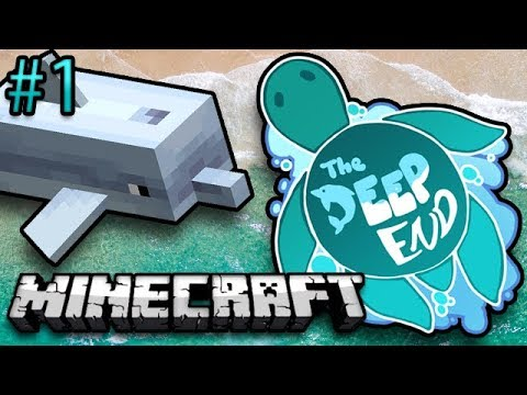 Minecraft: The Deep End Ep. 1 - I Hate Phantoms