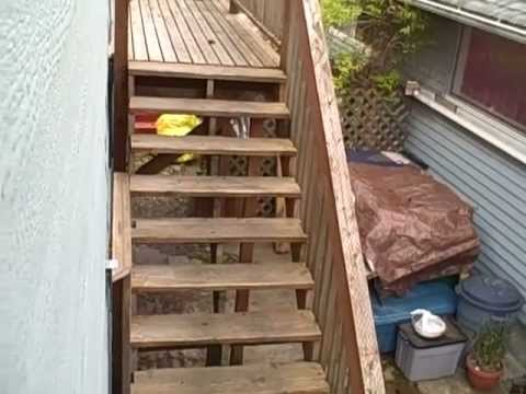 Burien Deck Clean & Stain (Project #4) healthypainting.com