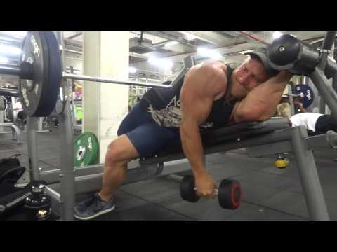 CHEST GAINS - Do want to improve your chest development ?