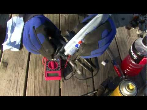 How to check your ford modular coil on a 4.6- 5.4- 6.8