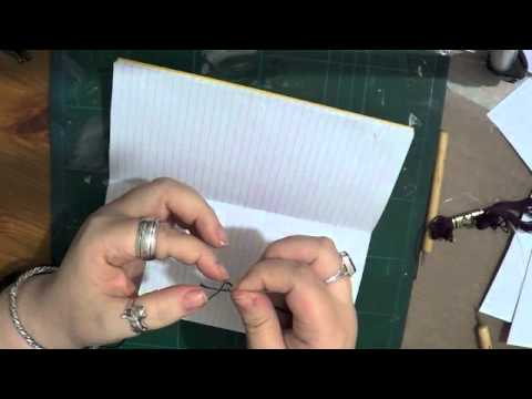 Creative Quickies | Midori Traveler's Notebook | DIY 'Fauxdori' LINED Notebook Refill