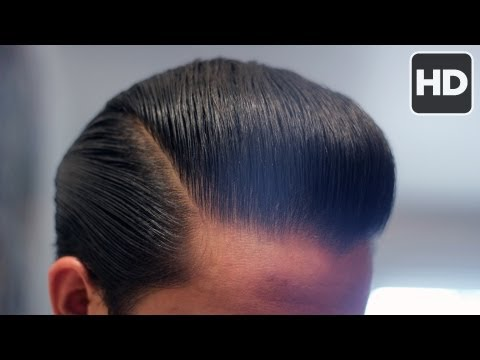 How to Style a Pompadour with Thin & Straight Hair