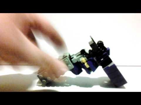 Lego Mini G1 Shockwave