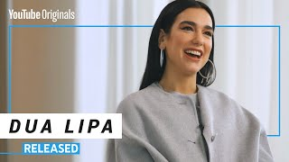 Dua Lipa Rates The Queen, Face Tattoos, and Skydiving I RELEASED